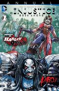 Injustice Gods Among Us Annual Vol 1 1