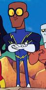 Jefferson Pierce Teen Titans Go! TV Series 001