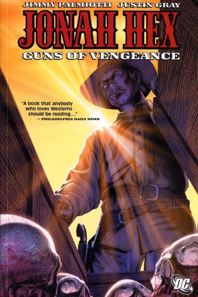 Jonah Hex: Guns of Vengeance (Collected)