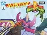 Justice League/Power Rangers Vol 1 3
