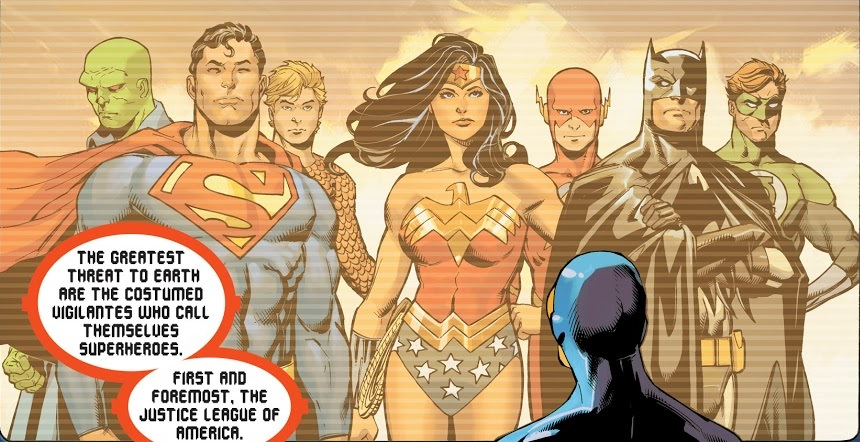 Justice League of America (Dark Multiverse: Infinite Crisis)