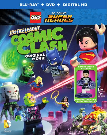 Lego DC Comics Super Heroes: Justice League: Cosmic Clash