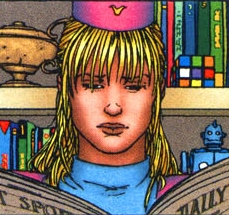 Lucy Lane (All-Star Superman)