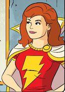 Mary Batson Scooby-Doo Team-Up 001
