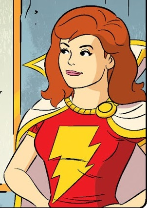 Mary Batson (Scooby-Doo Team-Up)