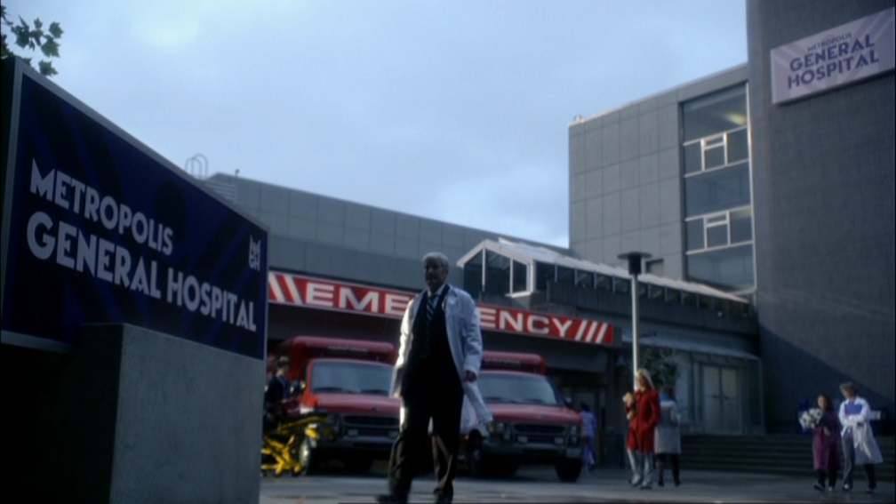 Metropolis General Hospital