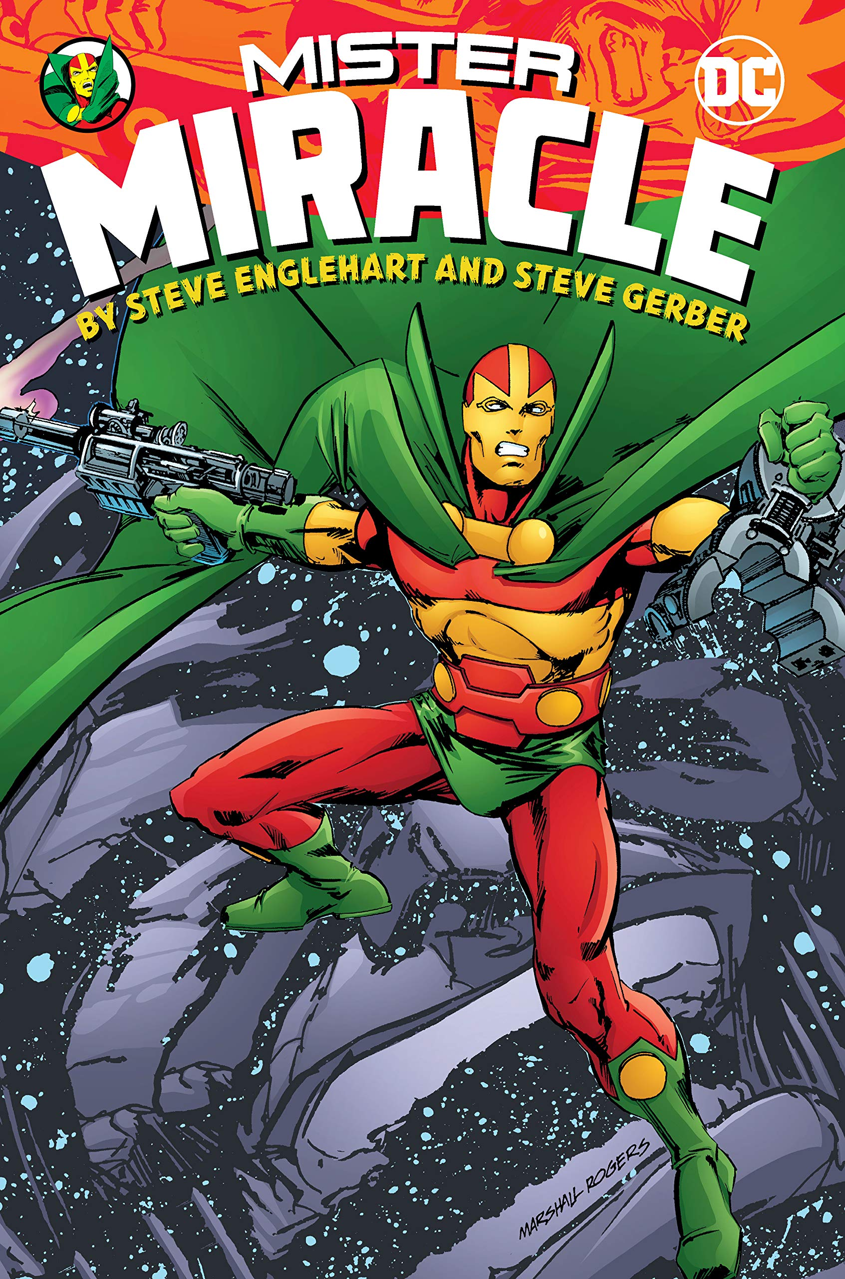 Mister Miracle by Steve Englehart and Steve Gerber (Collected)