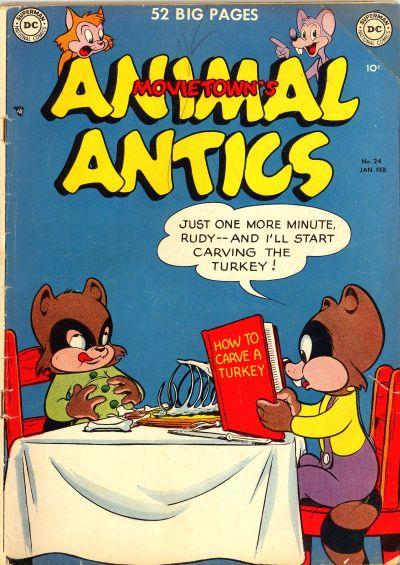 Movietown's Animal Antics Vol 1