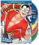 Plastic Man DVD Box