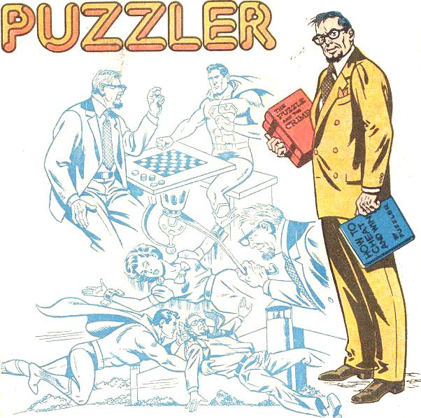 Puzzler (Earth-Two)