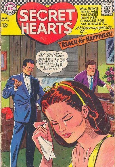 Secret Hearts Vol 1 118