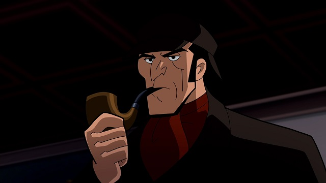 Sherlock Holmes (The Brave and the Bold)