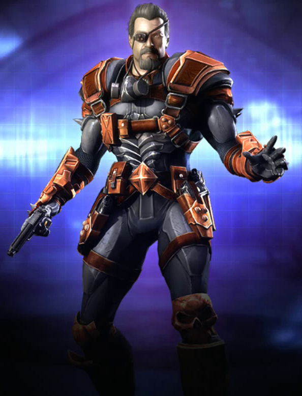 Slade Wilson (Injustice)