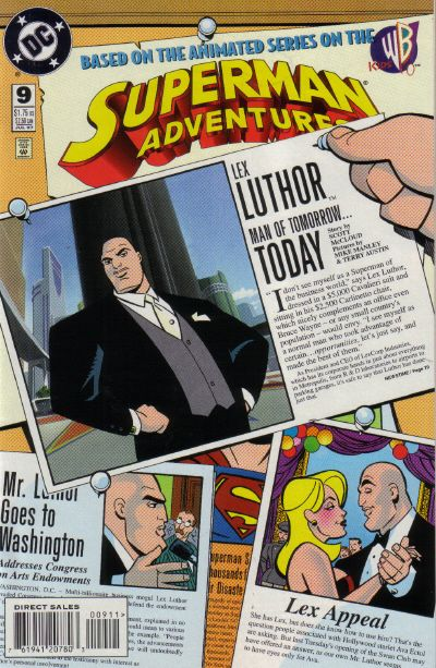 Superman Adventures Vol 1 9