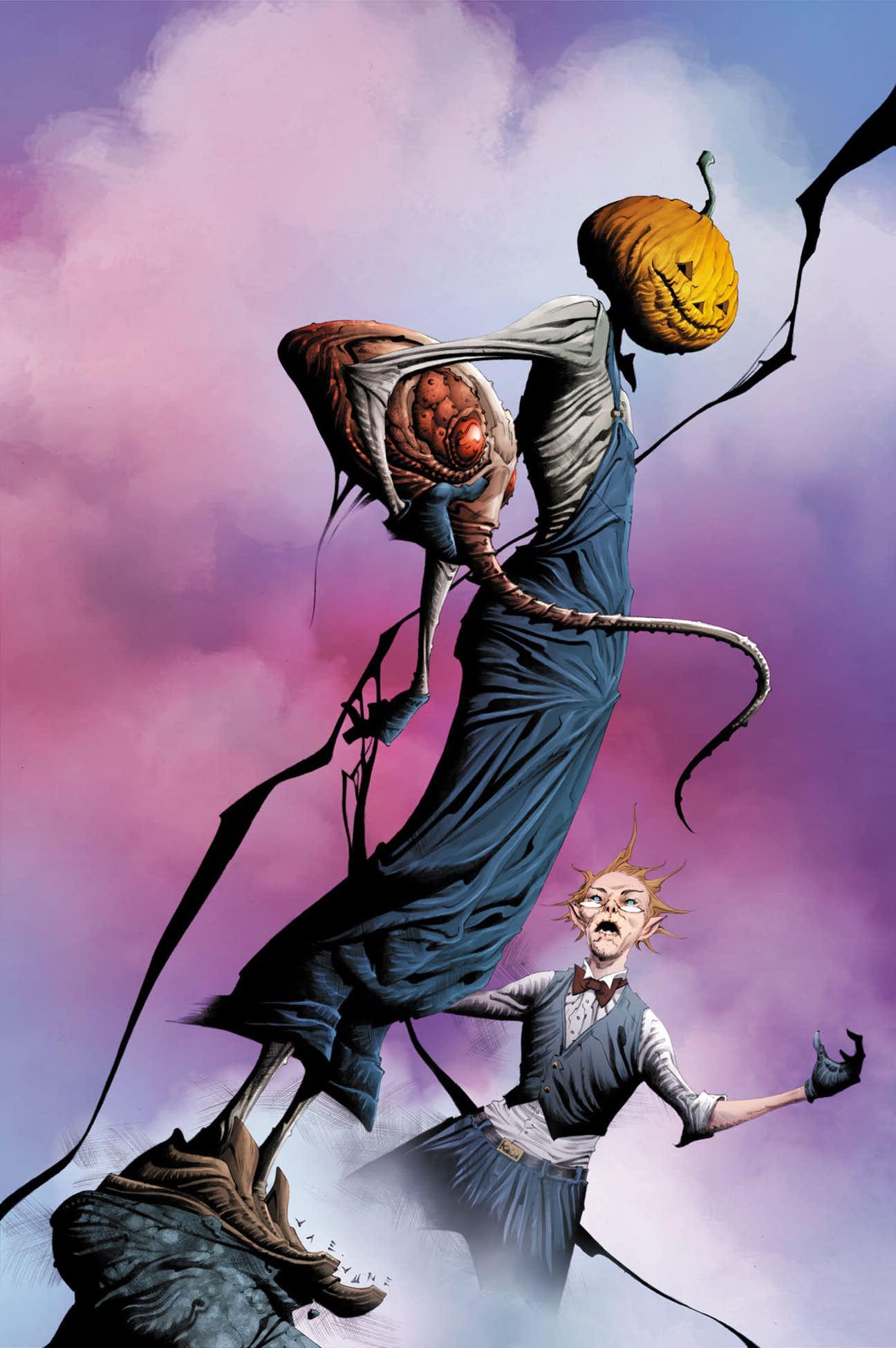 Mervyn Pumpkinhead (Prime Earth)