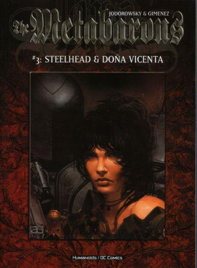 The Metabarons: Steelhead & Doña Vicenta