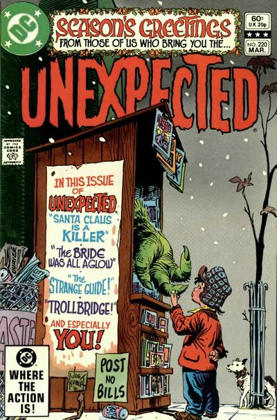 The Unexpected Vol 1 220
