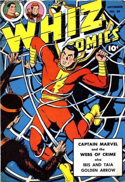 Whiz Comics Vol 1 89