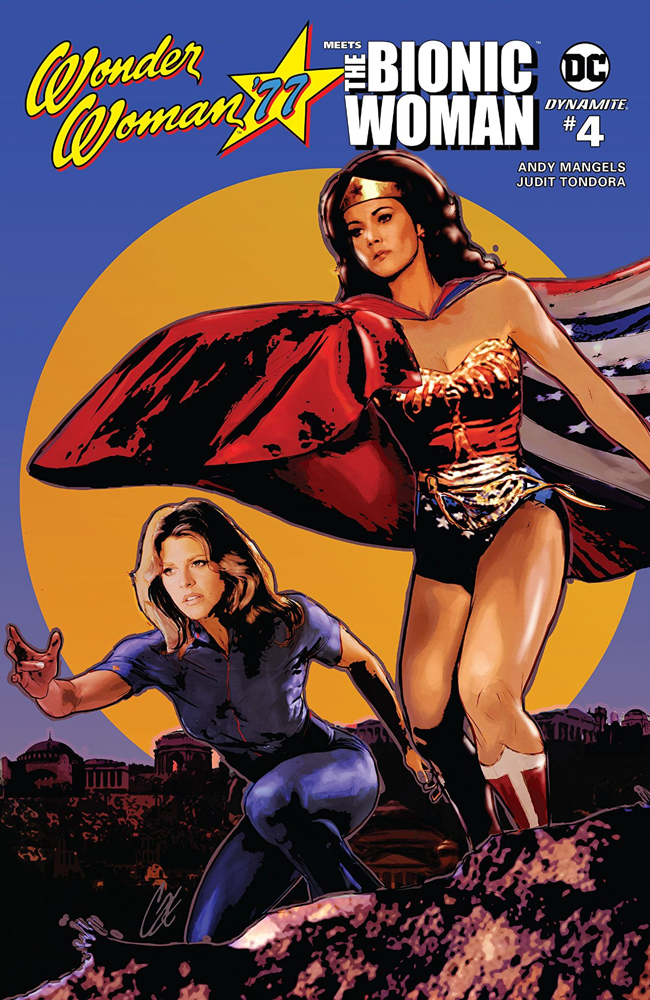 Wonder Woman '77 Meets the Bionic Woman Vol 1 4