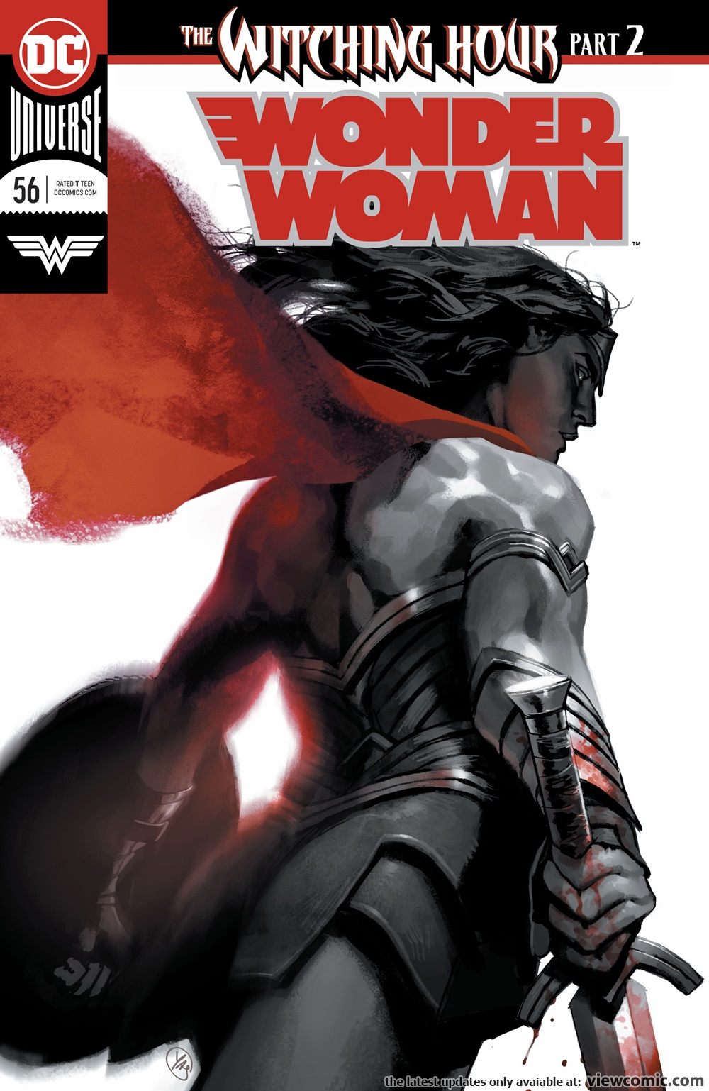 Wonder Woman Vol 5 56