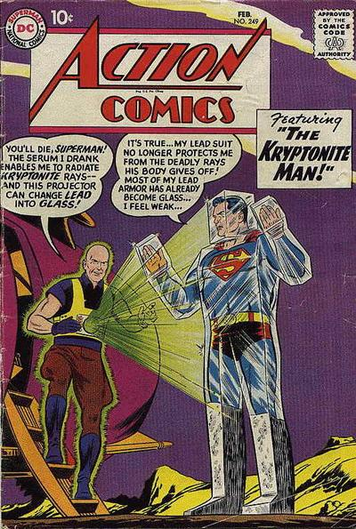 Action Comics Vol 1 249