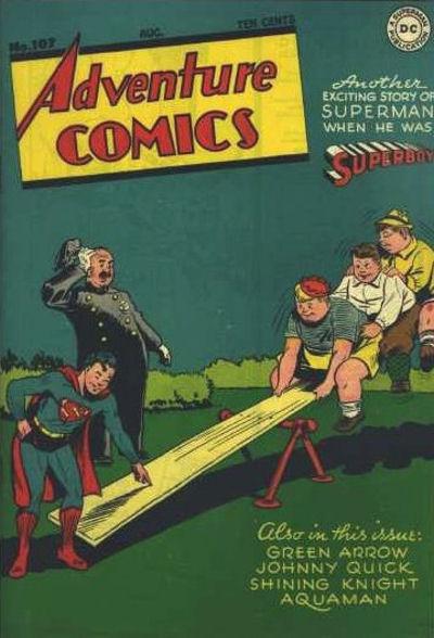Adventure Comics Vol 1 107