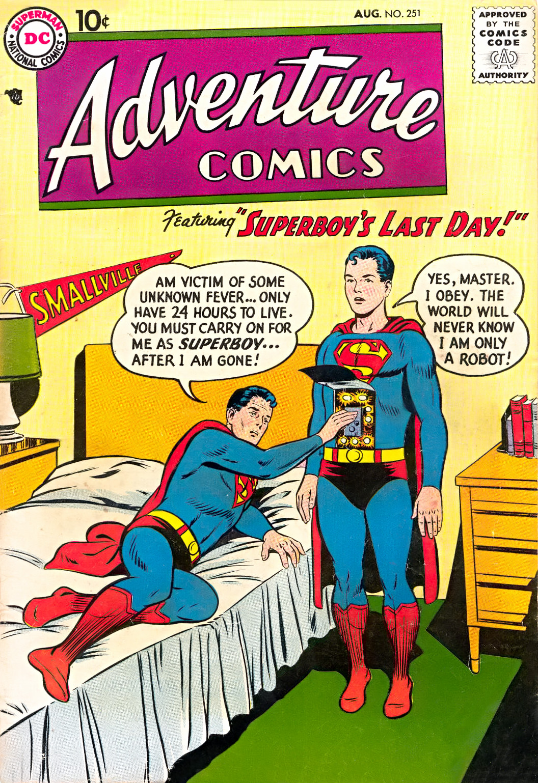 Adventure Comics Vol 1 251