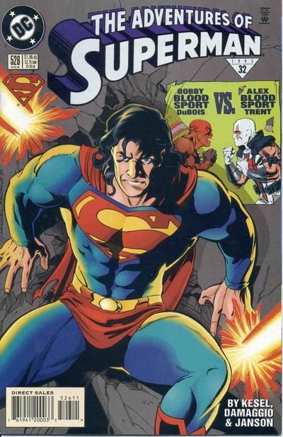 Adventures of Superman Vol 1 526