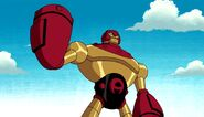 Atlas Teen Titans 001