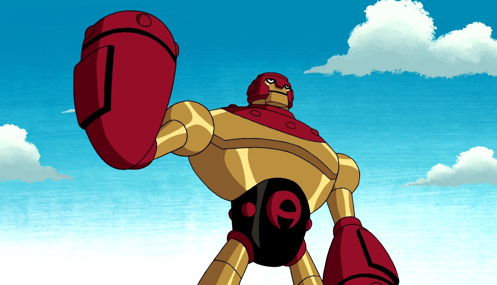 Atlas (Teen Titans TV Series)