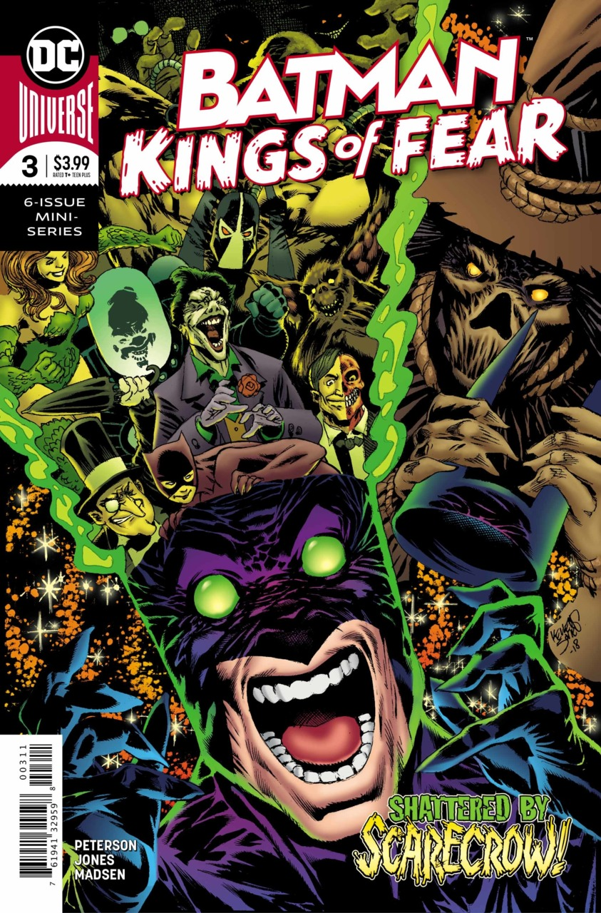 Batman: Kings of Fear Vol 1 3
