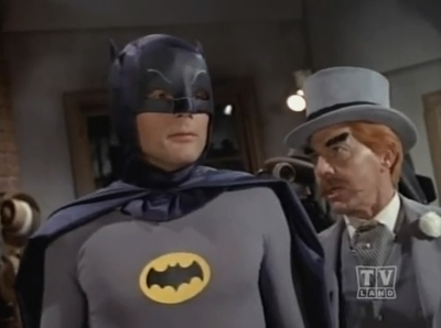 Batman (1966 TV Series) Episode: Batman Stands Pat