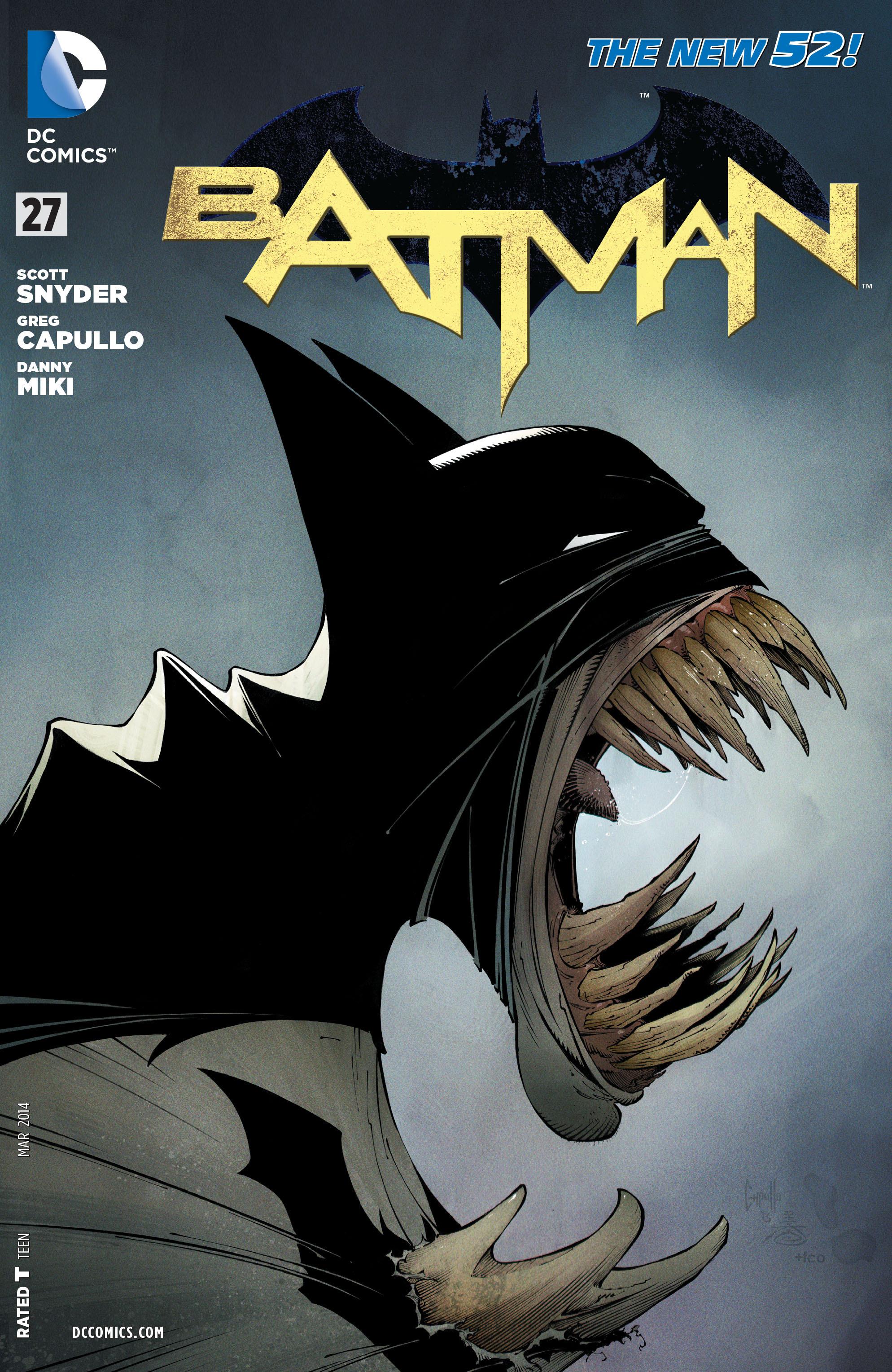 Batman Vol 2 27