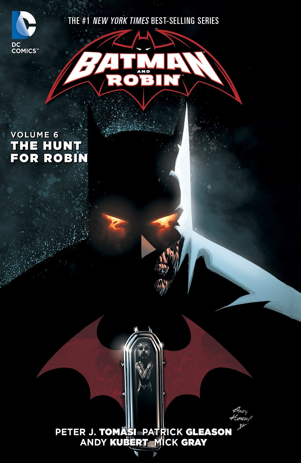 Batman and Robin: The Hunt for Robin (Collected)