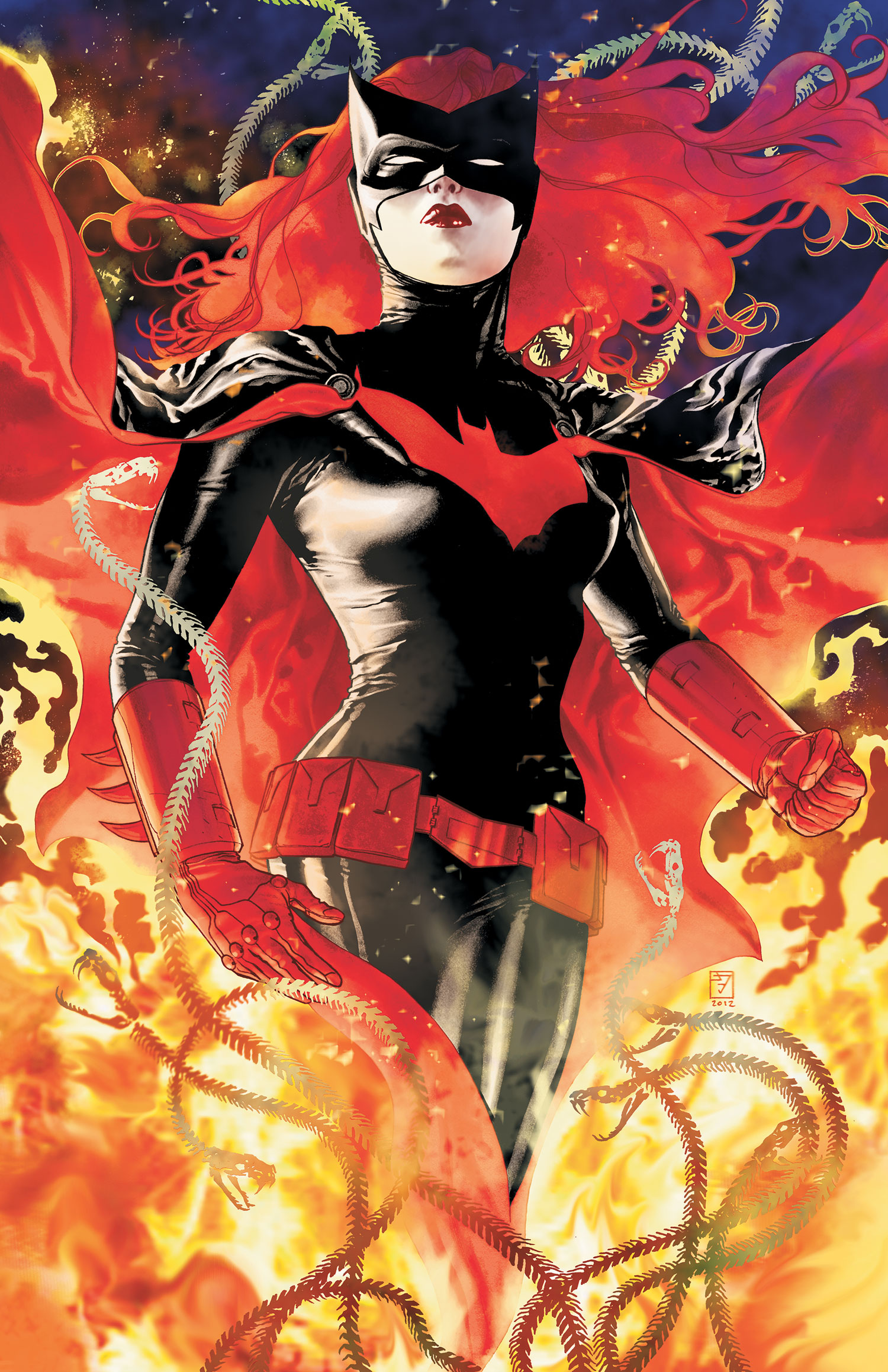 Batwoman: World's Finest (Collected)