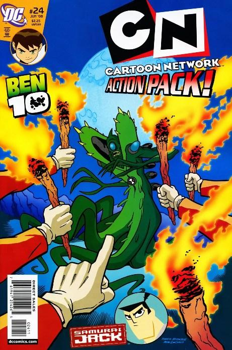 Cartoon Network Action Pack Vol 1 24