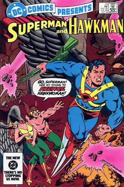 DC Comics Presents Vol 1 74