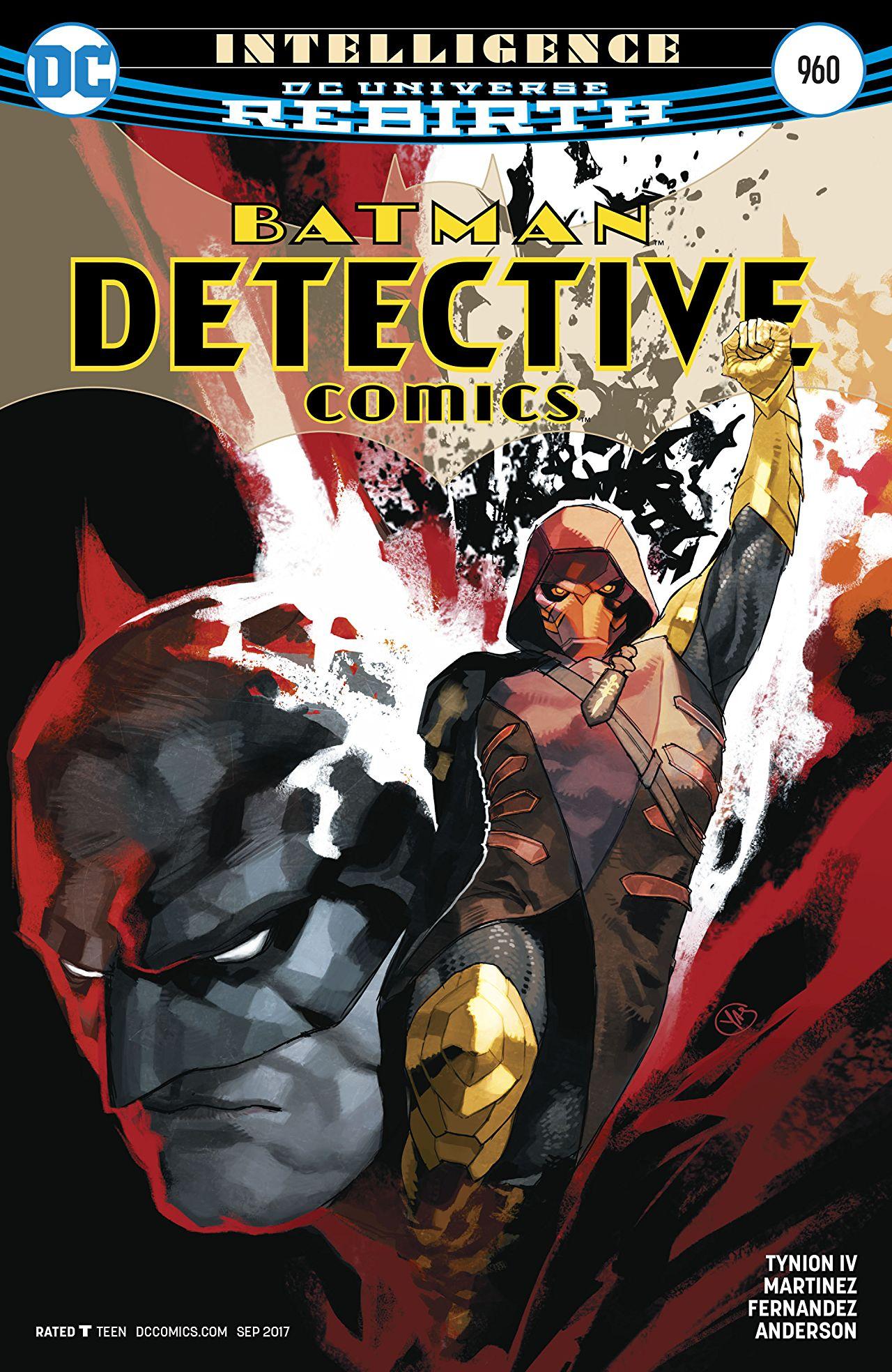 Detective Comics Vol 1 960