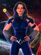 Donna Troy DC Legends 0001