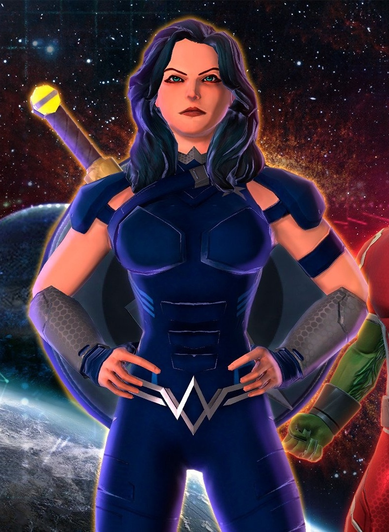 Donna Troy (DC Legends)