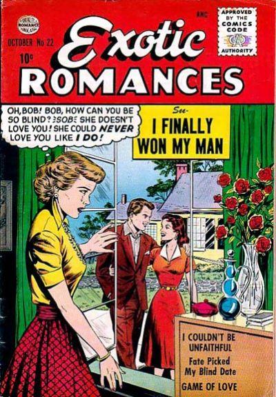 Exotic Romances Vol 1