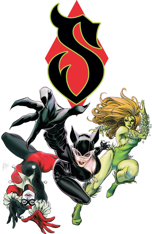 Gotham City Sirens Vol 1 19 Textless.jpg