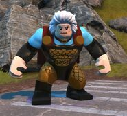Granny Goodness Lego Batman 0001