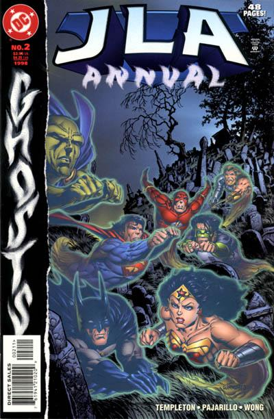 JLA Annual Vol 1 2