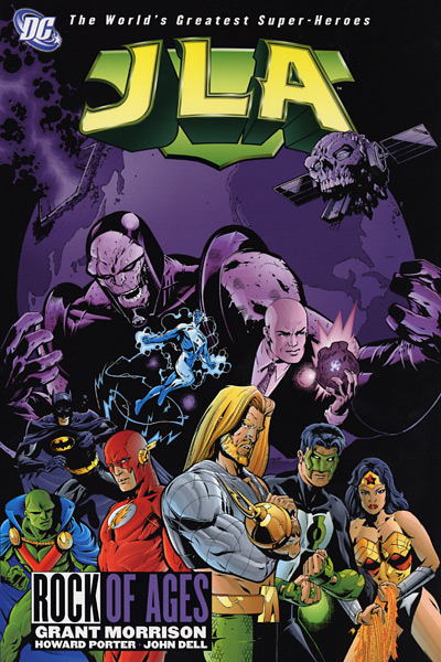 JLA: Rock of Ages (Collected)