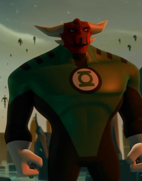 Ke'Haan (Green Lantern Animated Series)