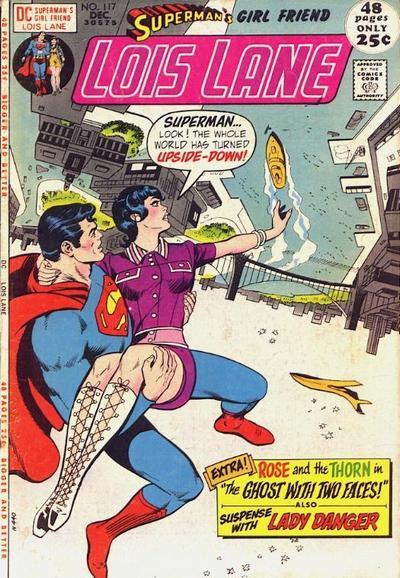 Superman's Girl Friend, Lois Lane Vol 1 117