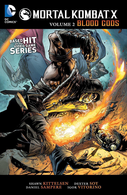 Mortal Kombat X: Blood Gods (Collected)