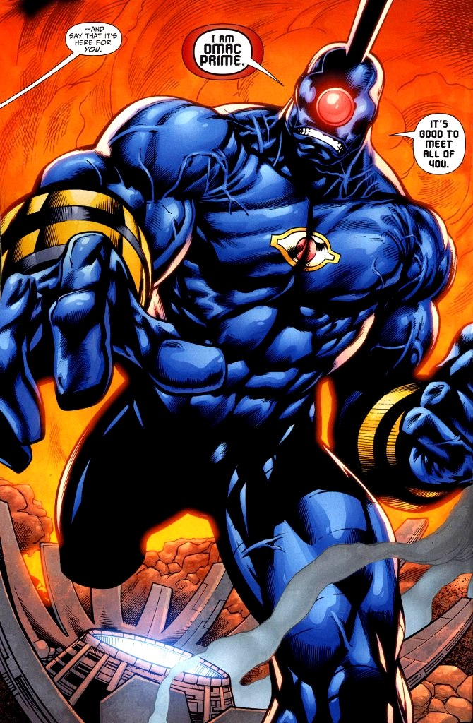OMAC Prime (New Earth)
