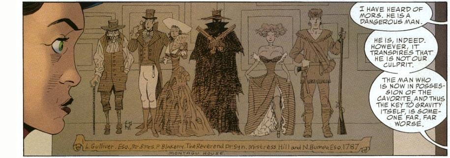 Lemuel Gulliver (League of Extraordinary Gentlemen)